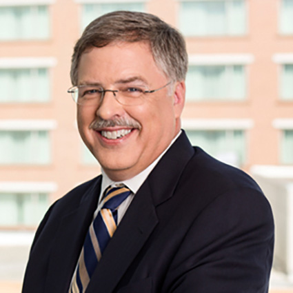 Nelson Baker, dean of professional education