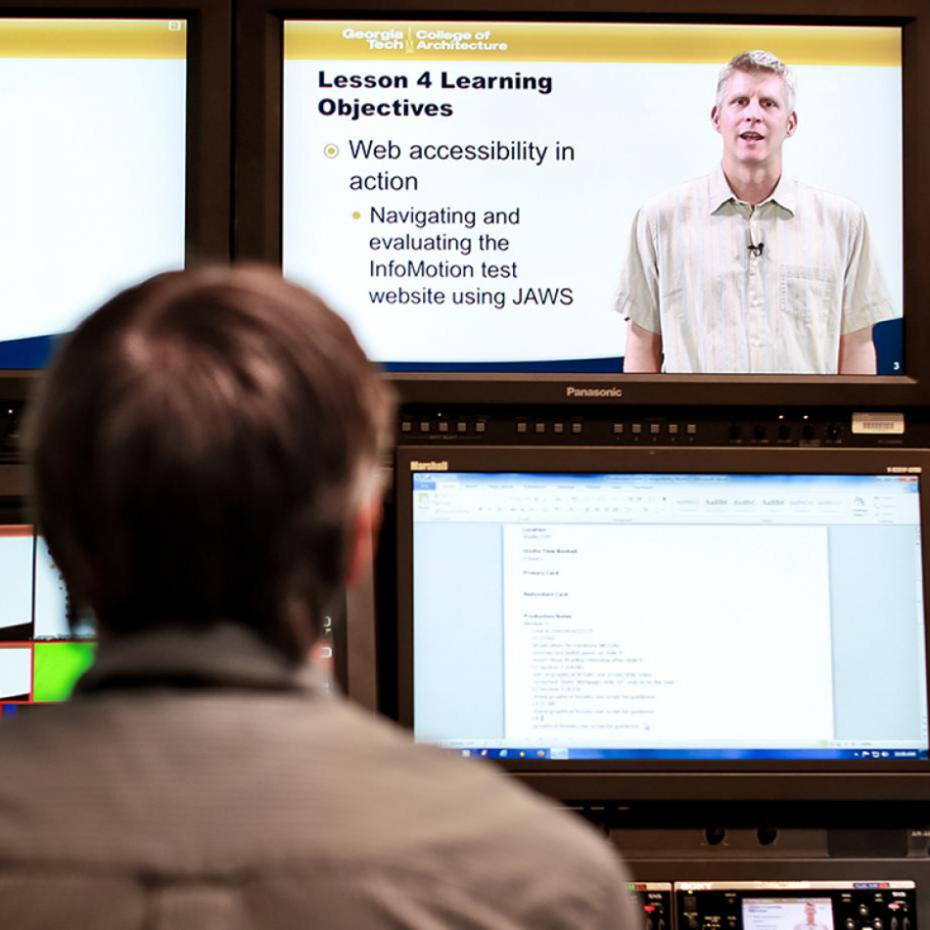 Georgia Tech's First MOOC on Accessibility Wins Innovation Award image