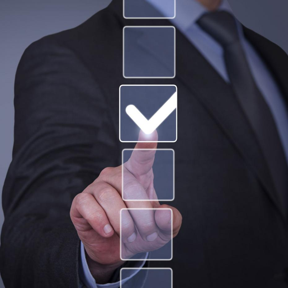 Master's in Applied Systems Engineering Application Checklist image
