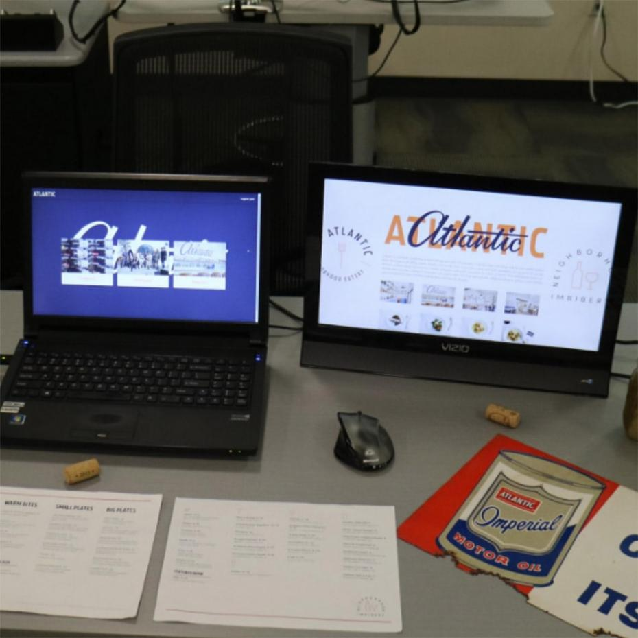 Students leave coding boot camp with real projects image