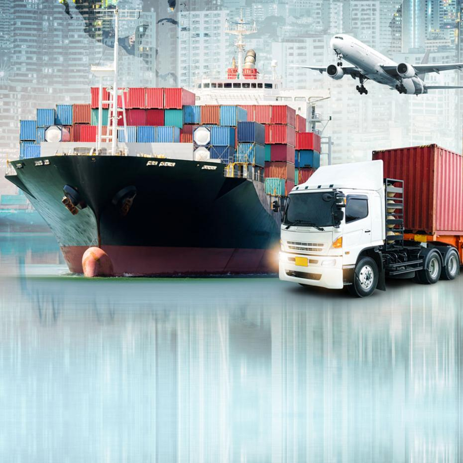 Supply Chain and Logistics image