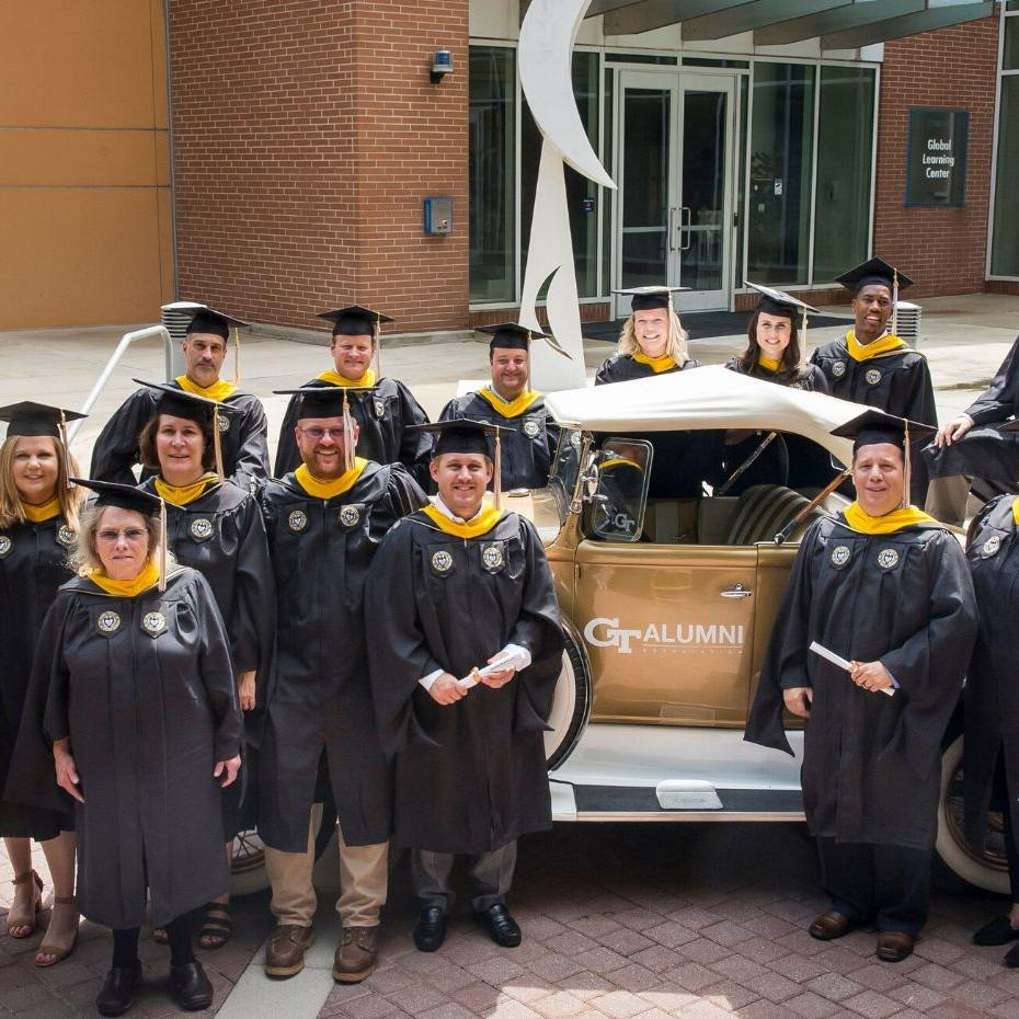 First Professional Master's in Occupational Safety and Health Cohort Graduates image