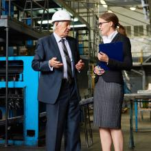Professional Master's in Manufacturing Leadership (Online) image